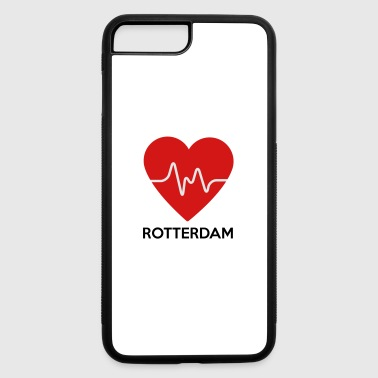 Heart Rotterdam - iPhone 7 Plus/8 Plus Rubber Case