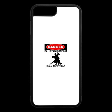 Danger ballroom dancing - iPhone 7 Plus/8 Plus Rubber Case
