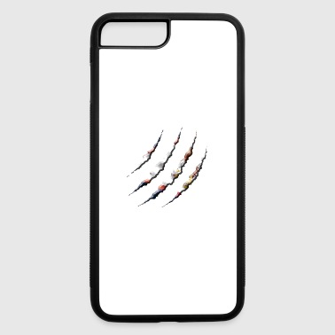 American Samoa - iPhone 7 Plus/8 Plus Rubber Case