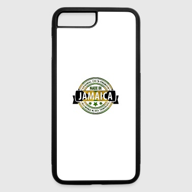 Made in JAMAICA Badge - iPhone 7 Plus/8 Plus Rubber Case