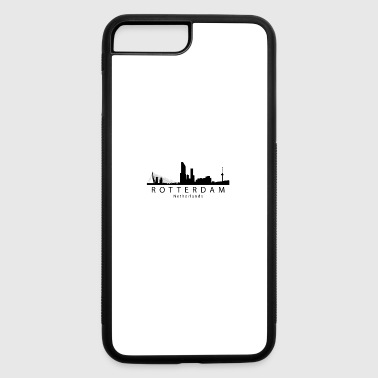 Rotterdam Netherlands Skyline - iPhone 7 Plus/8 Plus Rubber Case