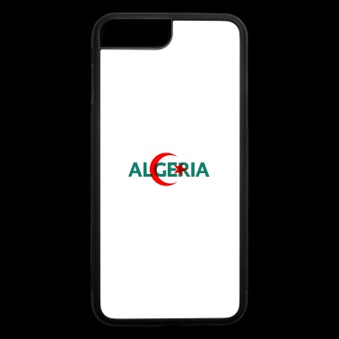 ALGERIA - iPhone 7 Plus/8 Plus Rubber Case