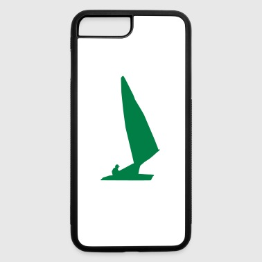 water sport silhouette 5 - iPhone 7 Plus/8 Plus Rubber Case