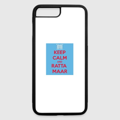 keep-calm-and-ratta-maar - iPhone 7 Plus/8 Plus Rubber Case