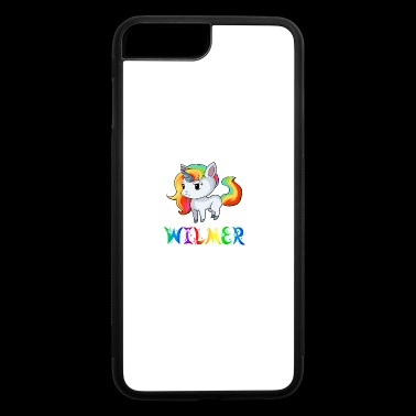 Wilmer Unicorn - iPhone 7 Plus/8 Plus Rubber Case