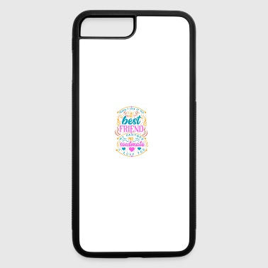 When I look at you I see My Best Friend - iPhone 7 Plus/8 Plus Rubber Case