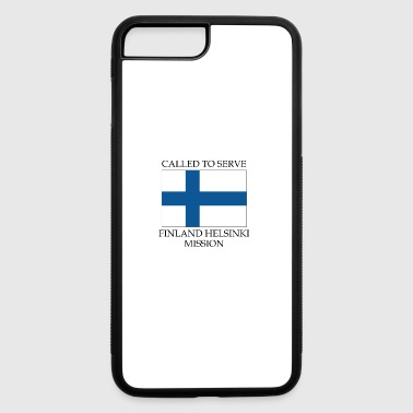 Finland Helsinki LDS Mission Called to Serve - iPhone 7 Plus/8 Plus Rubber Case