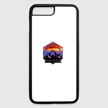 Beijing People s Republic of China - iPhone 7 Plus/8 Plus Rubber Case