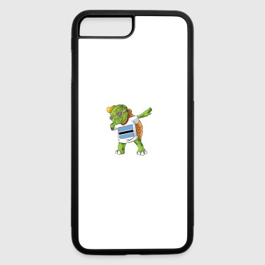 Botswana Dabbing Turtle - iPhone 7 Plus/8 Plus Rubber Case