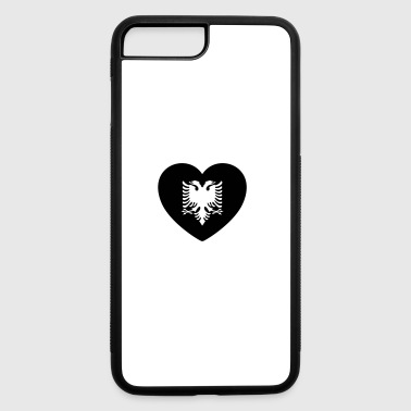 Albania - iPhone 7 Plus/8 Plus Rubber Case