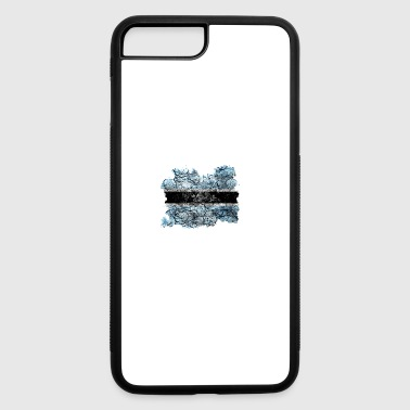 Botswana Vintage Flag - iPhone 7 Plus/8 Plus Rubber Case