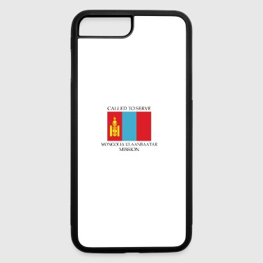 Mongolia Ulaanbaatar LDS Mission Called to Serve - iPhone 7 Plus/8 Plus Rubber Case