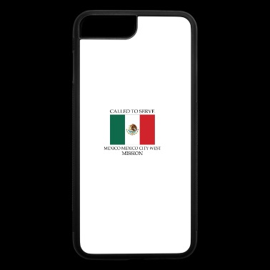 Mexico Mexico City West LDS Mission Called to - iPhone 7 Plus/8 Plus Rubber Case