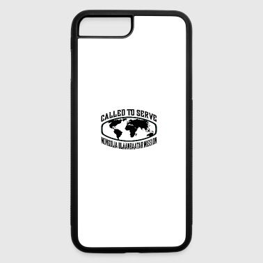 Mongolia Ulaanbaatar Mission - LDS Mission CTSW - iPhone 7 Plus/8 Plus Rubber Case