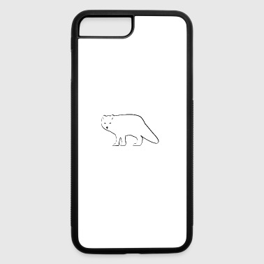fox - iPhone 7 Plus/8 Plus Rubber Case