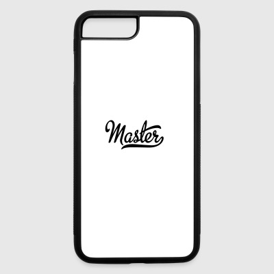 master - iPhone 7 Plus/8 Plus Rubber Case