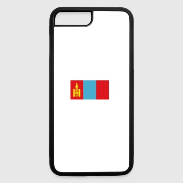 Mongolia country flag love my land patriot - iPhone 7 Plus/8 Plus Rubber Case