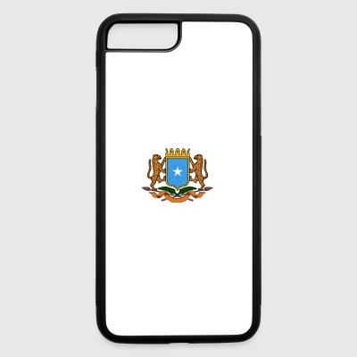 Coat of arms of Somalia - iPhone 7 Plus/8 Plus Rubber Case