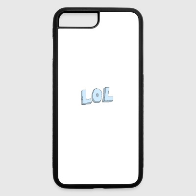 lol - iPhone 7 Plus/8 Plus Rubber Case