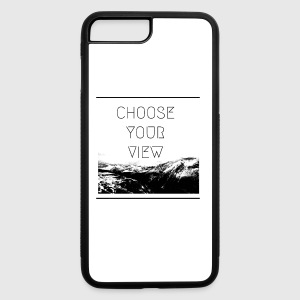 Choose Your View - iPhone 7 Plus/8 Plus Rubber Case