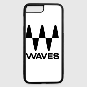 WAVES - iPhone 7 Plus/8 Plus Rubber Case