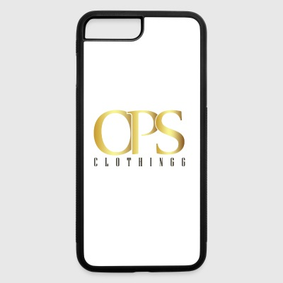 ops stuff - iPhone 7 Plus/8 Plus Rubber Case