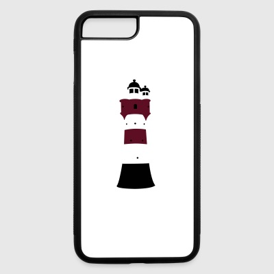 Lighthouse Roter Sand - iPhone 7 Plus/8 Plus Rubber Case