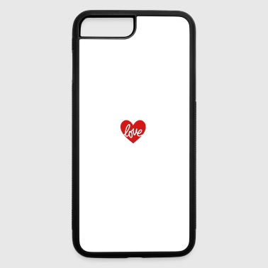 Love In My Heart - iPhone 7 Plus/8 Plus Rubber Case