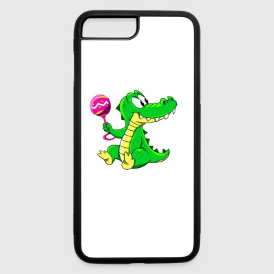 baby gator - iPhone 7 Plus/8 Plus Rubber Case
