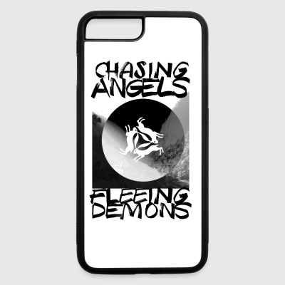 Chasing Angels, Fleeing Demons - iPhone 7 Plus/8 Plus Rubber Case