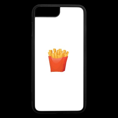 French fries - iPhone 7 Plus/8 Plus Rubber Case