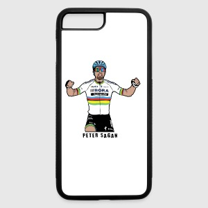Peter Sagan Portrait, World Champion - iPhone 7 Plus/8 Plus Rubber Case