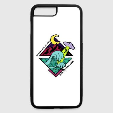 So Long and Thanks For All the Fish - iPhone 7 Plus/8 Plus Rubber Case