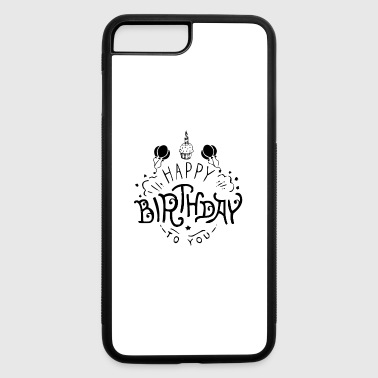 Birthday - iPhone 7 Plus/8 Plus Rubber Case