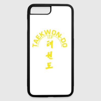 TAEKWONDO - iPhone 7 Plus/8 Plus Rubber Case