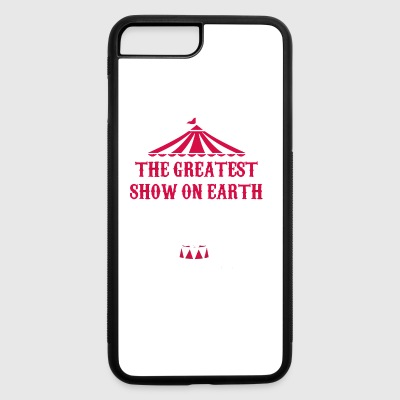 Elephants Hate the Circus - iPhone 7 Plus/8 Plus Rubber Case