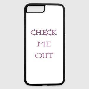 check me out - iPhone 7 Plus/8 Plus Rubber Case