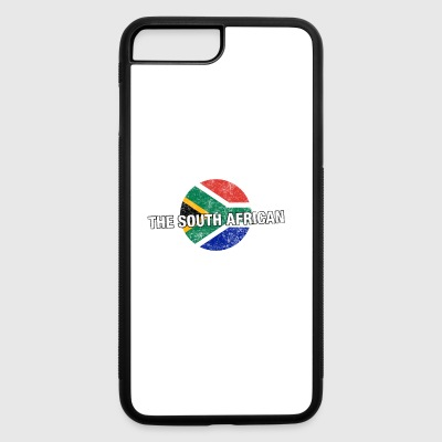 Have No Fear The South African Is Here Shirt - iPhone 7 Plus/8 Plus Rubber Case