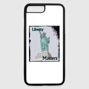 Liberty Matters - iPhone 7 Plus/8 Plus Rubber Case