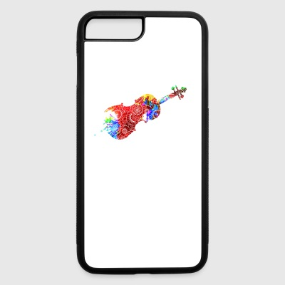 Funny Cello Shirt - iPhone 7 Plus/8 Plus Rubber Case