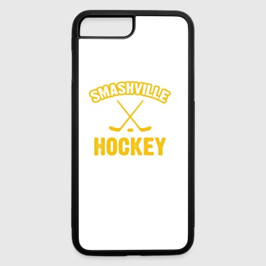Smashville Hockey - iPhone 7 Plus/8 Plus Rubber Case