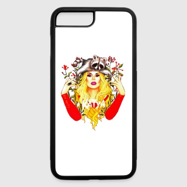Flower Katya - iPhone 7 Plus/8 Plus Rubber Case