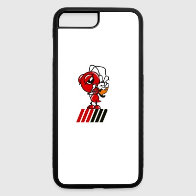 RED ANT - iPhone 7 Plus/8 Plus Rubber Case