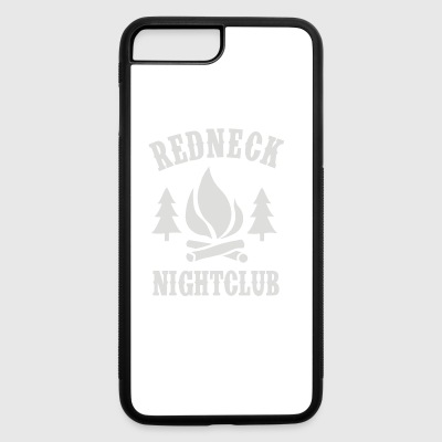 redneck nightclub - iPhone 7 Plus/8 Plus Rubber Case