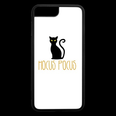 Halloween Hocus Pocus Cat T shirt - iPhone 7 Plus/8 Plus Rubber Case