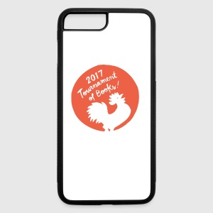 The 2017 Rooster Tee Shirt - iPhone 7 Plus/8 Plus Rubber Case
