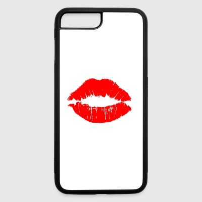 Kiss Me Im A Chiropractor - iPhone 7 Plus/8 Plus Rubber Case