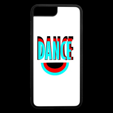 dance dance - iPhone 7 Plus/8 Plus Rubber Case