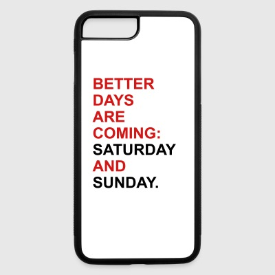 weekend - iPhone 7 Plus/8 Plus Rubber Case