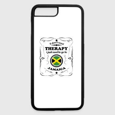 DON T NEED THERAPIE GO JAMAICA - iPhone 7 Plus/8 Plus Rubber Case